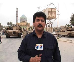 احمد میر خبرنگار پاکستانی